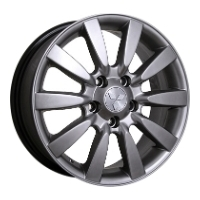 Storm Wheels BKR-185