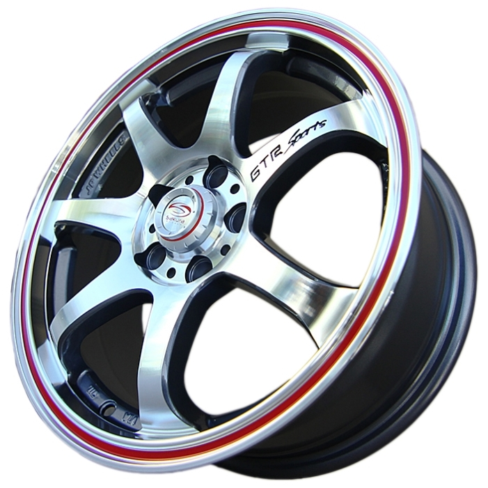 Sakura Wheels 365A
