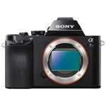 Sony Alpha ILCE-7S Body