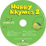 Happy Rhymes 2: Audio CD (аудиокурс на CD)
