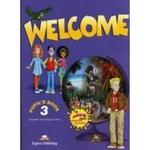 Welcome 3. Pupil's Book (the welcome weekly magazine included). Beginner. Учебник