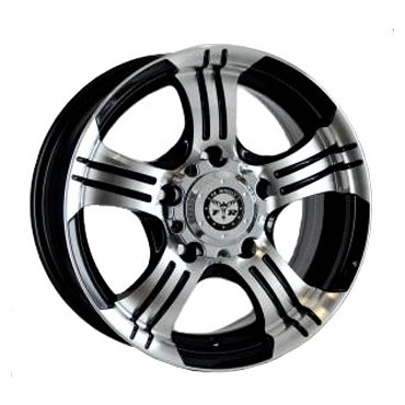 RS Wheels 826