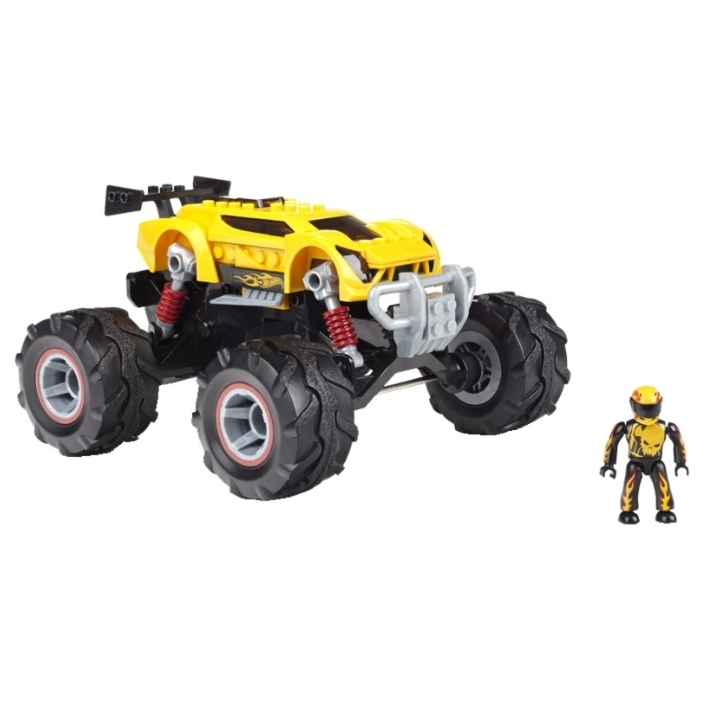 Mega Bloks Hot Wheels 91712 Super Blitzen Monster Truck