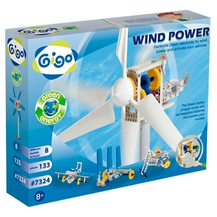 Gigo Green Energy 7324-CN Wind Power