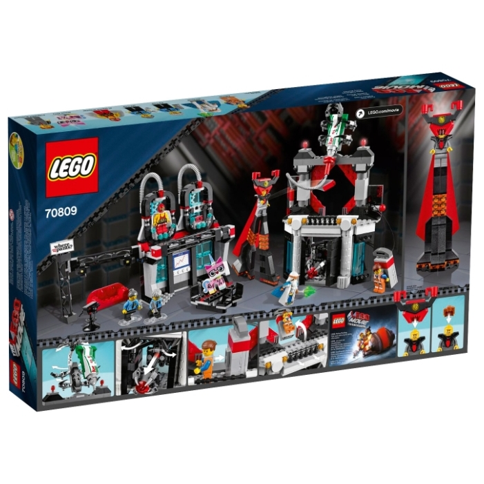 LEGO Movie 70809 Lord Business' Evil Lair