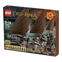 LEGO The Lord of the Rings 79008 Атака на пиратский корабль