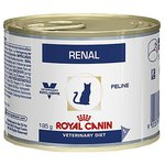 Royal Canin (0.195 кг) 8 шт. Renal feline canned