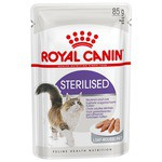Royal Canin (0.085 кг) 12 шт. Sterilised (паштет)