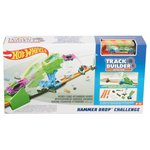 Трек Mattel Hot Wheels Hammer Drop Challenge FLL00