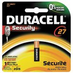 Батарейка A23 Duracell MN27-BL1 Security