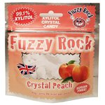 Fuzzy Brush Кристаллы ксилитола Fuzzy Rock Персик 40 г