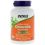 NOW Chlorella пор. 113 г