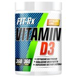 Витамин FIT-Rx Vitamin D3 (360 капсул)