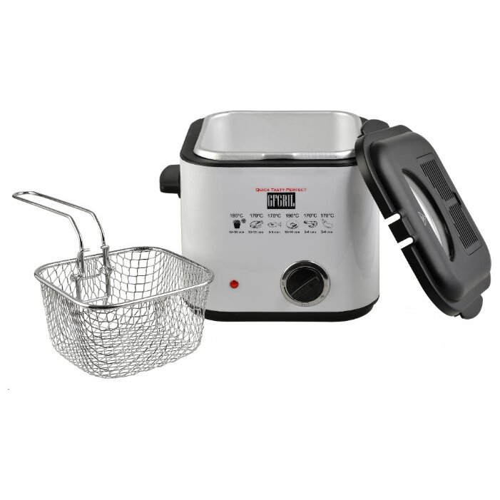Фритюрница GFgril GFF-012 Easy Cook