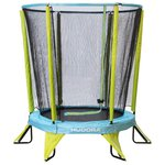 Каркасный батут HUDORA Kindertrampolin Safety 140 140х140х183 см