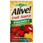 Nature's Way Alive! Vitamin C Fruit Source капс. №120