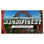 Frontier Developments Planet Coaster. Magnificent Rides Collection