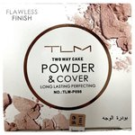 Tailaimei Пудра для лица Powder & Cover Two Way Cake Long Lasting Perfecting