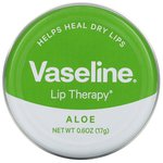 Vaseline Бальзам для губ Aloe Lip therapy