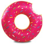 Круг BigMouth Giant Frosted Donut Pool Float, BMPF-0003 122x122 см