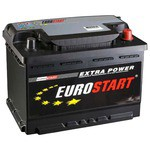 Аккумулятор Eurostart Extra Power 6CT-60N L+