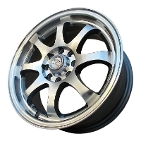Sakura Wheels 357